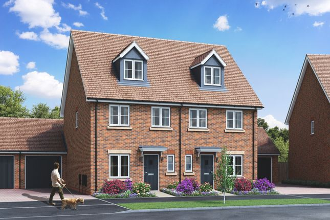 4 bed semi-detached house for sale in Sheerwater Way, Chichester PO20