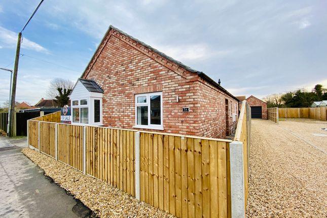 Thumbnail Detached bungalow for sale in Stonegate, Cowbit, Spalding