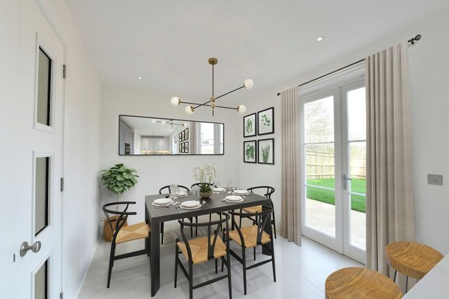 Thumbnail Semi-detached house for sale in The Bevan Collection, Trent Park, Barnet