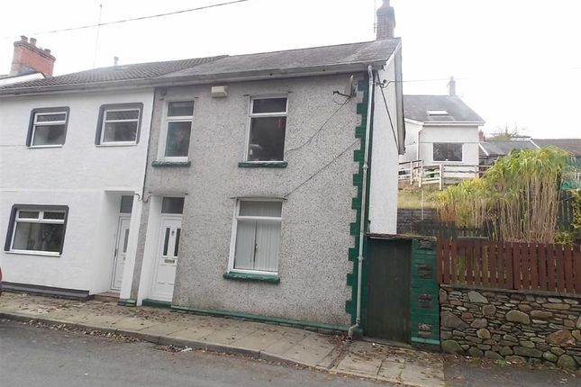 Thumbnail Semi-detached house to rent in Clydach Terrace, Ynysybwl, Pontypridd
