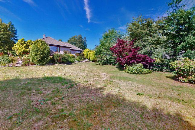 Thumbnail Detached bungalow for sale in West Tirindrish Road, Spean Bridge