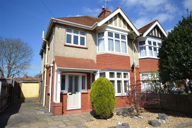 Thumbnail Property for sale in Broomfield Avenue, Thomas A Becket, Worthing, West Sussex