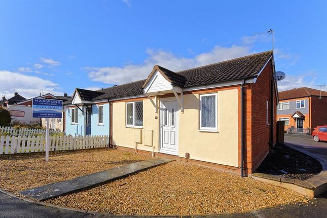 Thumbnail Semi-detached bungalow for sale in Village Way, Oakengates, Telford