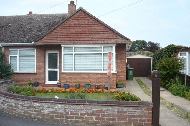 Thumbnail Bungalow to rent in Elm Avenue, Bradwell, Great Yarmouth