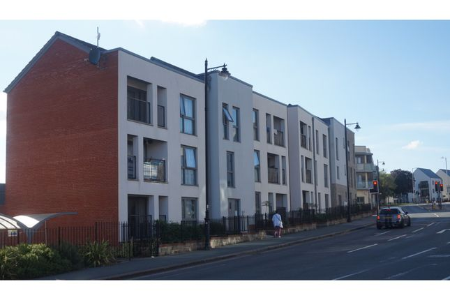 Thumbnail Flat for sale in Chapel Street, Plymouth