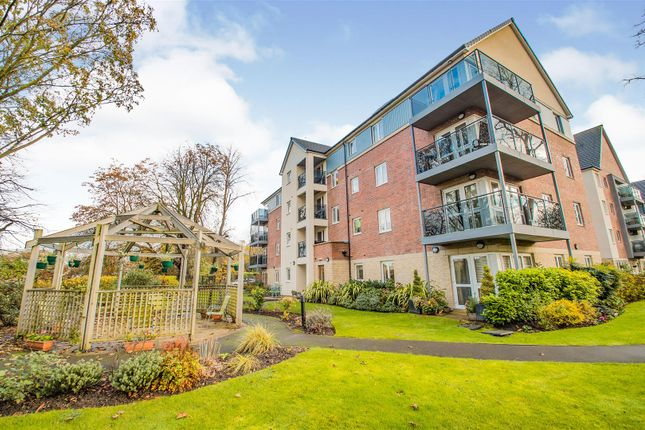 Thumbnail Flat for sale in Broadfield Court, Park View Road, Prestwich, Manchester