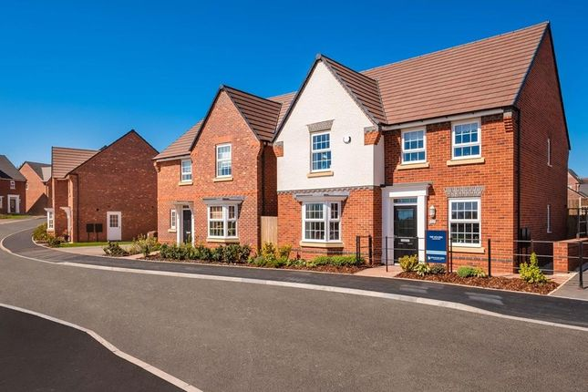 """Thumbnail Detached house for sale in """"Holden"""" at Birmingham Road, Bromsgrove"""