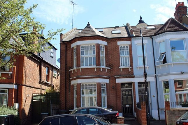 Thumbnail End terrace house for sale in Greenham Road, Muswell Hill, London