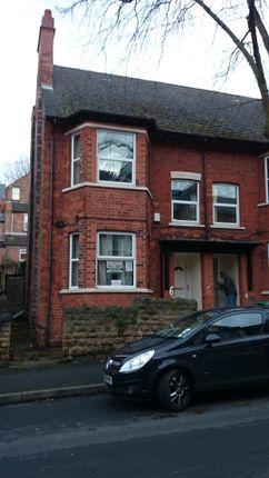 Thumbnail Detached house to rent in Derby Grove, Lenton, Nottingham