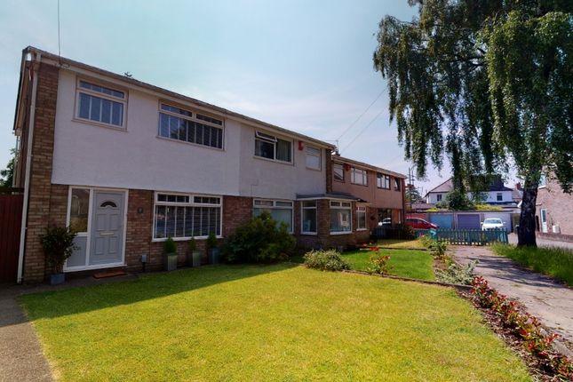 3 bed semi-detached house for sale in Thornbury Close, Rhiwbina, Cardiff CF14