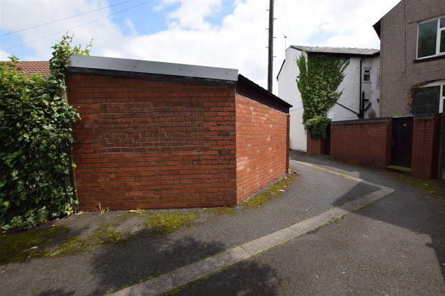 Building of Siddall Street, Heywood OL10