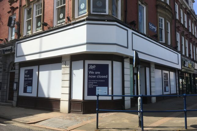 Thumbnail Retail premises to let in Market Place West, Morpeth