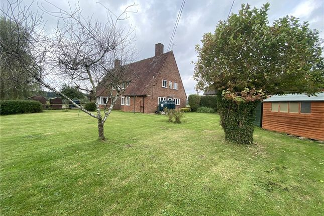 Thumbnail Detached house to rent in Greenways, Bilberry Lane, Micheldever, Winchester
