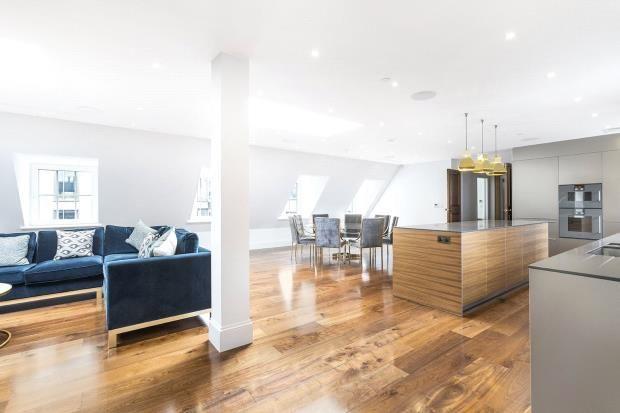 Thumbnail Flat to rent in Bull Inn Court, Covent Garden