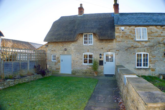 Thumbnail Semi-detached house to rent in The Green, Kingham, Chipping Norton