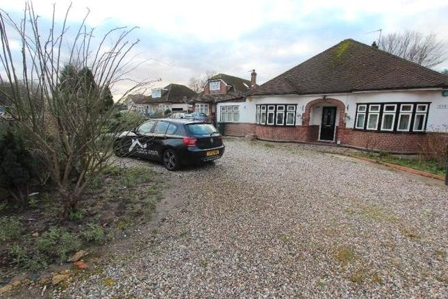 Thumbnail Detached bungalow for sale in Great Cambridge Road, Waltham Cross, Hertfordshire
