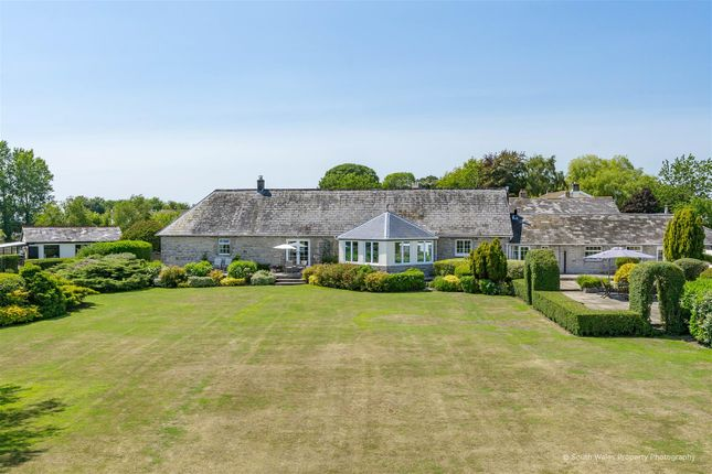 Thumbnail Barn conversion for sale in St. Mary Church, Cowbridge