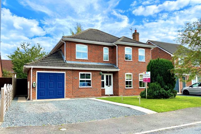 Thumbnail Detached house for sale in Thorne Way, Kirton, Boston