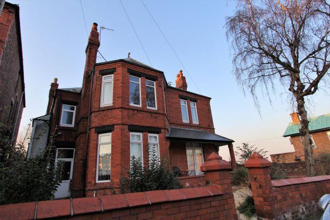 Thumbnail Flat to rent in Warwick Drive, Wallasey