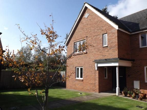 Thumbnail Semi-detached house for sale in Badger Road, West Timperley, Altrincham, Greater Manchester