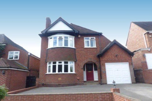 Thumbnail Property to rent in Chester Road North, Sutton Coldfield