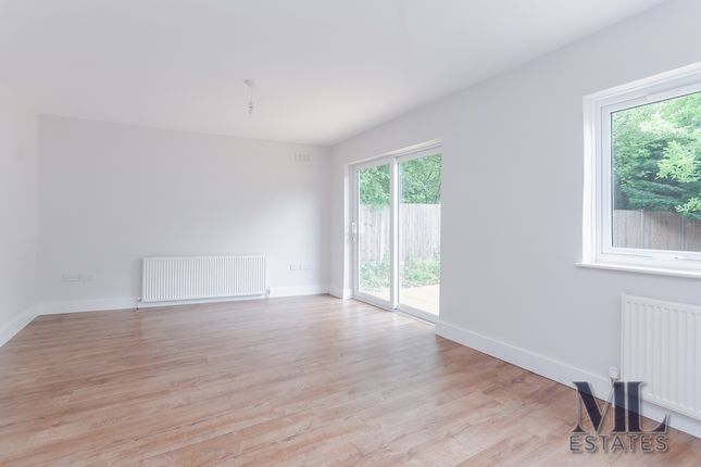 Thumbnail Bungalow for sale in Grants Close, Mill Hill East