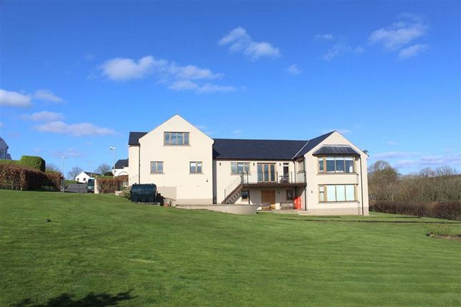 Thumbnail Detached house for sale in Hawn Lake, Burton, Milford Haven