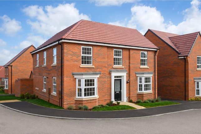"4 bed detached house for sale in ""Eden"" at Carters Lane, Kiln Farm, Milton Keynes MK11"