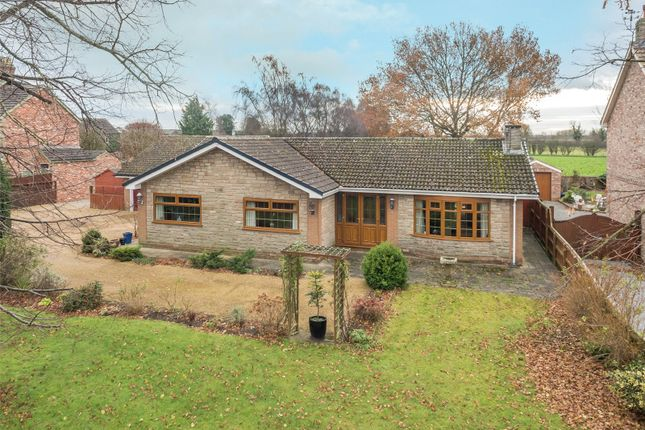 Thumbnail Detached bungalow for sale in Carlton Miniott, Thirsk
