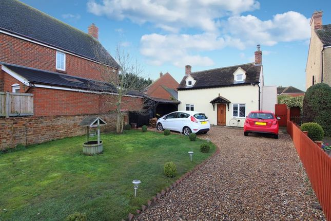 Thumbnail Detached house for sale in Lower Shelton Road, Marston Moretaine