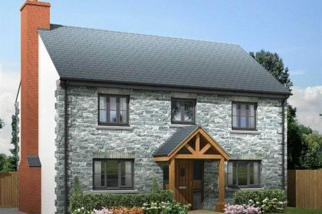 Thumbnail Detached house for sale in Lambsquay Road, Milkwall, Coleford