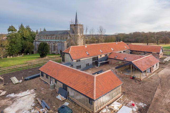 Thumbnail Barn conversion for sale in Bildeston, Ipswich