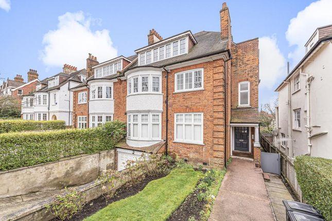 External View of Ferncroft Avenue, London NW3