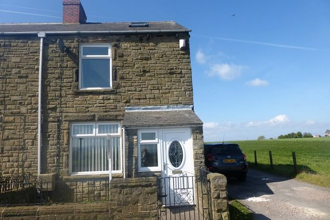 Thumbnail End terrace house to rent in Pleasant View, Medomsley
