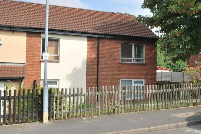 Thumbnail Flat to rent in Wedgewood Crescent, Ketley, Telford