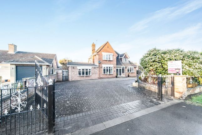 Thumbnail Detached house for sale in Low Lane, Brookfield, Middlesbrough