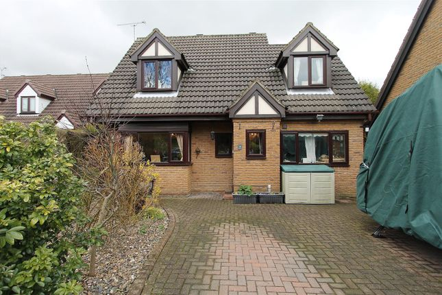 Thumbnail Detached house for sale in Linden Court, Clay Cross, Chesterfield