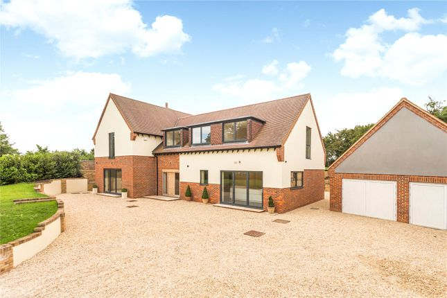 Thumbnail Detached house for sale in St Margarets, Great Gaddesden, Hertfordshire