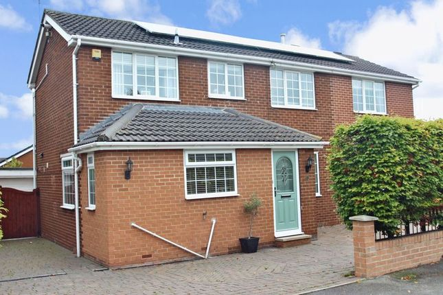 Thumbnail Detached house for sale in Langdale Drive, Ackworth, Pontefract