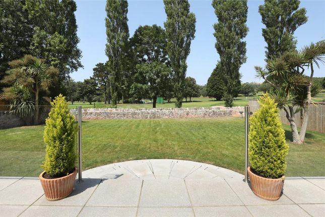 Rear Garden of Petitor Road, St Marychurch, Torquay, Devon TQ1