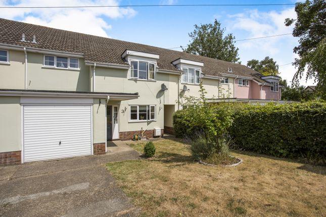 Thumbnail Terraced house to rent in Maltings Lane, Grundisburgh, Woodbridge