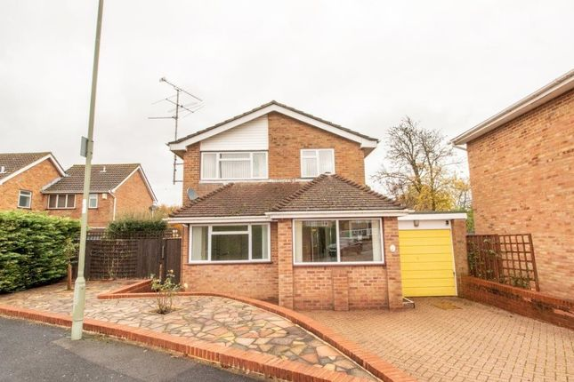 Thumbnail Detached house for sale in Rose Close, Basingstoke