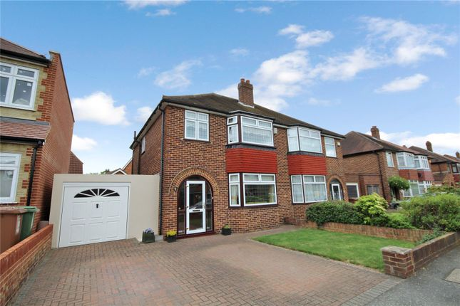 3 bed semi-detached house for sale in Marina Drive, Welling, Kent