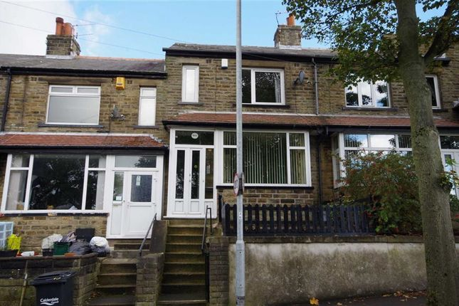 Thumbnail Terraced house for sale in Claremount Road, Boothtown, Halifax