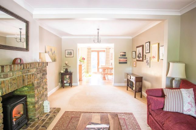 Thumbnail Semi-detached house for sale in Bellhouse Lane, Pilgrims Hatch, Brentwood