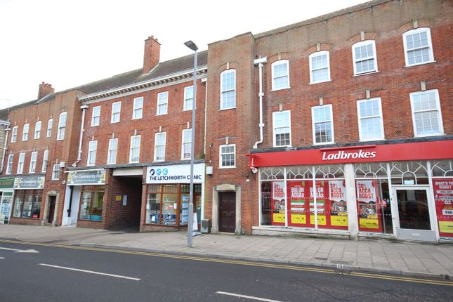 Thumbnail Flat to rent in Station Road, Letchworth Garden City