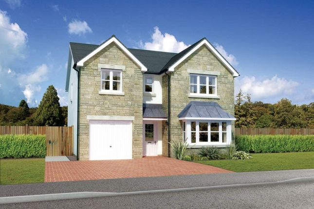 "Thumbnail Detached house for sale in ""Hampsfield"" at Main Street, Symington, Kilmarnock"
