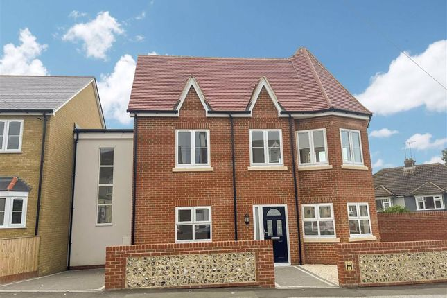 3 bed semi-detached house for sale in Grange Road, Ramsgate, Kent CT11