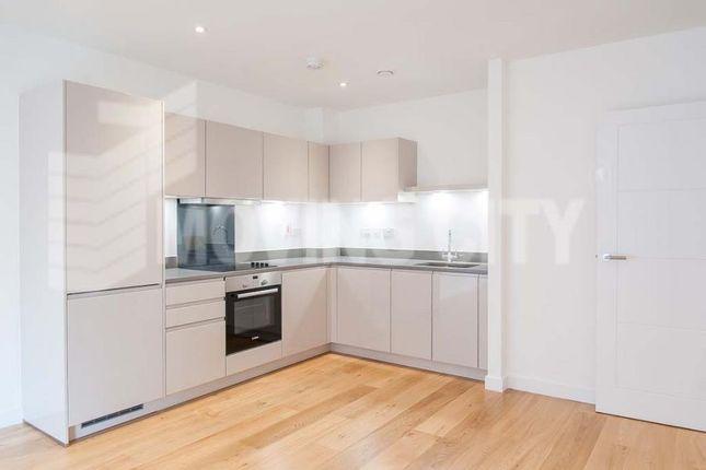 Thumbnail Flat to rent in Denman Avenue, London