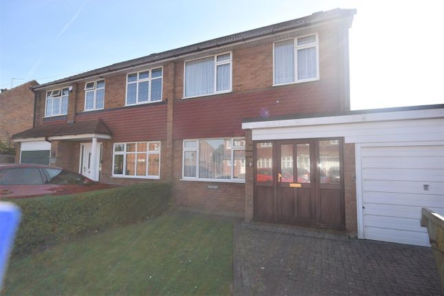 Thumbnail Semi-detached house for sale in Mackley Drive, Corringham, Stanford-Le-Hope